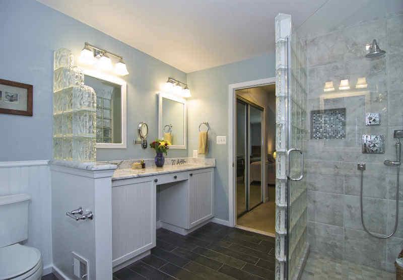 Bathroom Remodeling In Maryland Virginia Adroit Design - Bathroom remodeling leesburg va