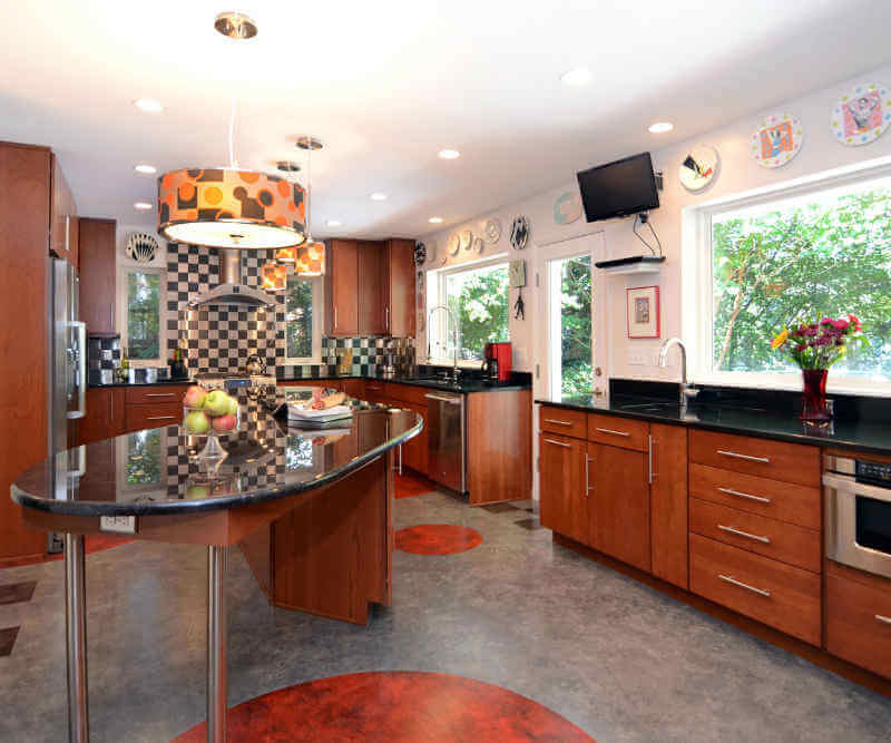 Kitchen remodeling in McLean and Frederick, MD and beyond