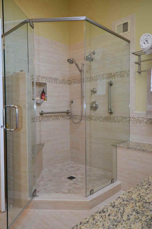 Bathroom Remodeling In Maryland Virginia Adroit Design - Bathroom remodeling frederick md