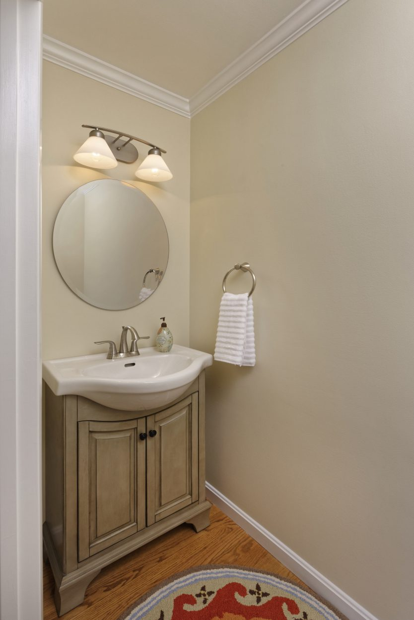 Powder Room Remodeling-Adroit Design Remodeling MD and VA