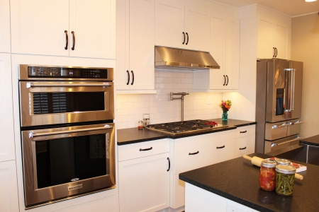 White kitchen cabinets Frederick MD