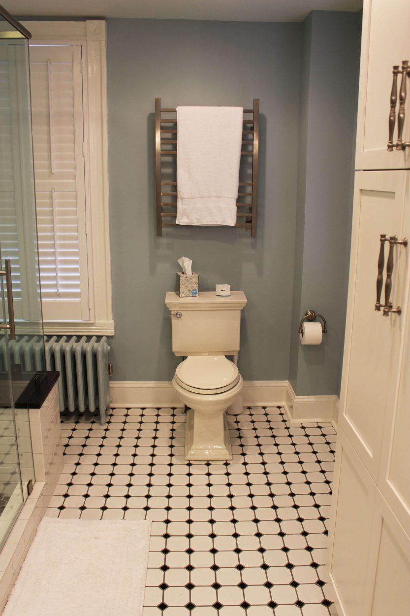 Master Bath Towel Warmer Frederick MD