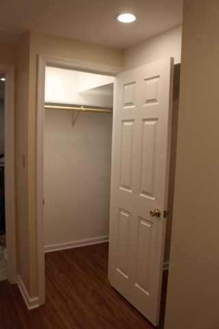 In-Law Suite Basement Remodel in Frederick, Maryland